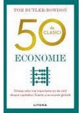 50 DE CLASICI. ECONOMIE.