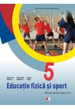 Manual. Educatia fizica si sport. Clasa a V-a