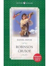 Lecturi scolare. Robinson Crusoe