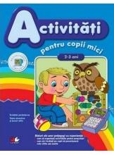 Activitati pentru copii mici 2-3 ani