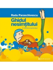CD Ghidul nesimtitului in lectura autorului AudioBook