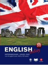 English Today v.10 +CD DVD