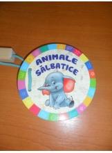 Cartea piciului Animale salbatice