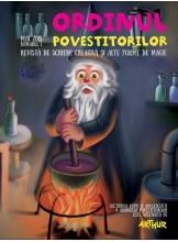 Ordinul Povestitorilor. Revista de scriere creativa pentru copii, cu texte si desene semnate de copii