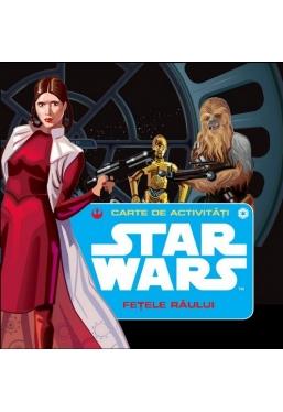 Star Wars. Fetele raului. Carte de activitati