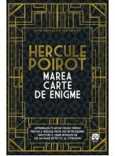 IQ230 Hercule Poirot. Marea carte de enigme