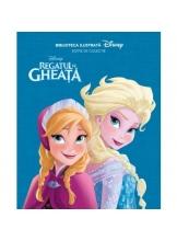 Disney. Regatul de gheata Biblioteca ilustrata