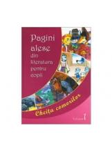 Pagini alese din literatura pentru copii vol 1