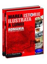 Set Marea istorie ilustrata a lumii Romania (2 vol)