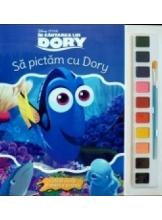 In cautarea lui Dory. Sa pictam cu Dory