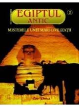 Egiptul antic. Vol. 2. Blestemul lui Tutankhamon +CD