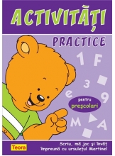 Activitati practice pentru prescolari