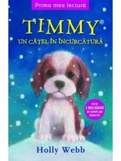 Prima mea lectura.Timmy. Un catel in incurcatura