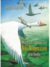Minunata calatorie a lui Nils Holgersson in Suedia