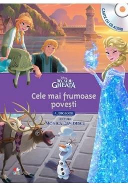 Disney. Regatul de gheata. Cele mai frumoase povesti