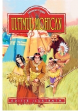 Ultimul mohican - Editie ilustrata