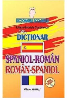 Mic dictionar spaniol-roman, roman-spaniol
