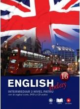 English Today v.16 +CD DVD
