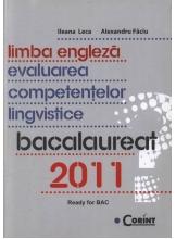 Limba engleza.Evaluarea competentelor lingvistice Bac2011