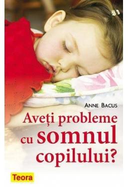 Aveti probleme cu somnul copilului?