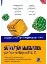 Sa invatam matematica prin Concursul National EUCLID