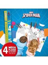 Disney. Spider-man Lumea magica a culorilor 4 megaplanse