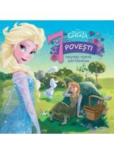 Disney. Regatul de gheata. 7 povesti pentru toata saptamana