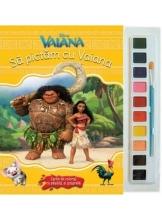 Disney Vaiana. Sa pictam cu Vaiana.