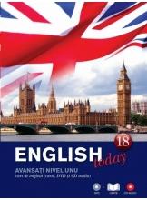 English Today v.18 +CD DVD