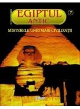 Egiptul antic. Vol. 7. Misterul lui Tutankhumon +CD