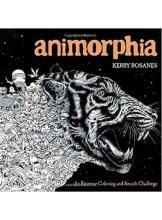 Animorphia. Carte de colorat si de activitati extreme