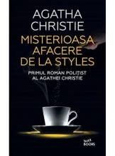 Buzz Books MISTERIOASA AFACERE DE LA STYLES