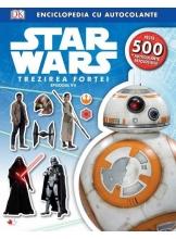 Star Wars. Trezirea fortei. Episodul VII. Enciclopedia cu autocolante