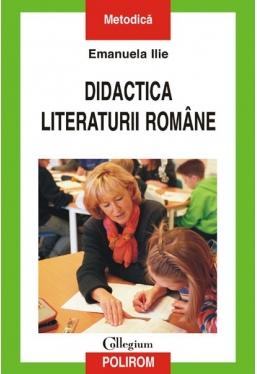Didactica literaturii romane