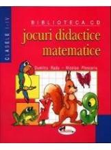 Jocuri didactice matematice cl.1-4