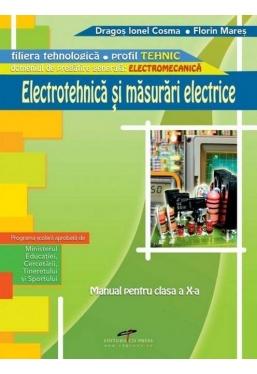 Electrotehnica si masuri Cl.X