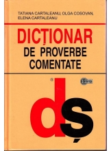Dictionar de proverbe comentate