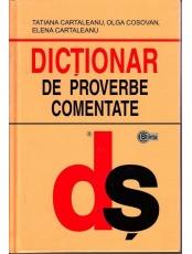 Dictionar de proverbe comentate