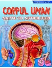 Corpul uman. Carte cu abtibilduri