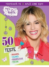 Disney Violetta. 50 de teste