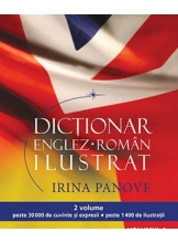 Dictionar englez-roman ilustrat (2 volume)