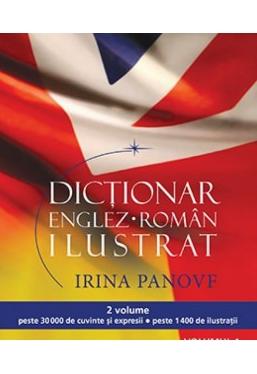 Dictionar englez-roman ilustrat (2 volume)