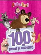 MASHA SI URSUL. 100 de jocuri si activitati. Vol 1