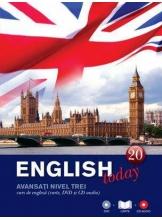 English Today v.20 +CD DVD