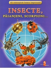 Insecte paianjeni scorpioni fise