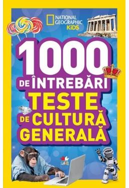 1000 de intrebari. Teste de cultura generala. Vol. 2