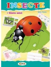 Insecte si fiinte mici Mapa *
