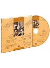 Mari compozitori-25 Albeniz de Falla +CD