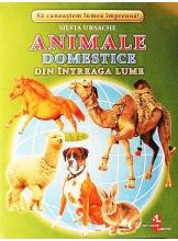 Animale domestice din intreaga lume fise