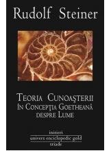 Teoria Cunoasterii in Conceptia Goetheana